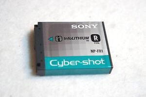 Genuine-Sony-DSC-T30-T50-V3-P100-P120-P150-P200-G1-F88-Camera-Battery-NP-FR1