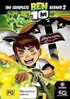 BEN 10: The Complete Season 2 (DVD, 2007, 2-Disc Set)