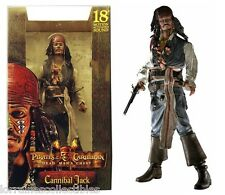 "Cannibal Jack from Pirates of the Caribbean FIGURE 18""  NEW IN BOX SEALED"