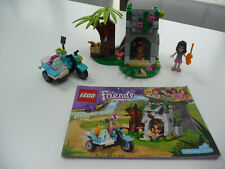 Lego Friends First Aid Jungle Bike 41032 Building Set For Sale