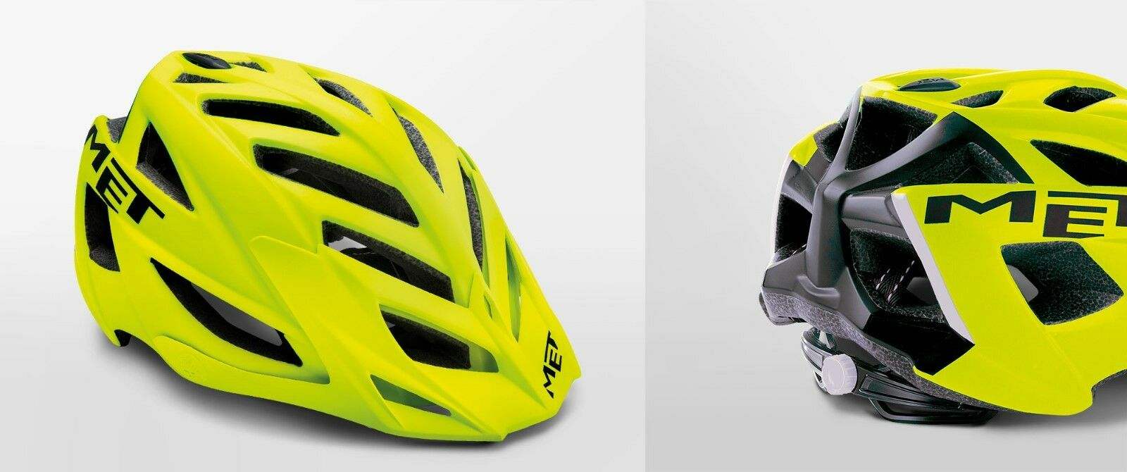 MET Terra  2019 Mountain Bike Cycling Helmet Yellow 54-61cm Unisize  fast shipping to you