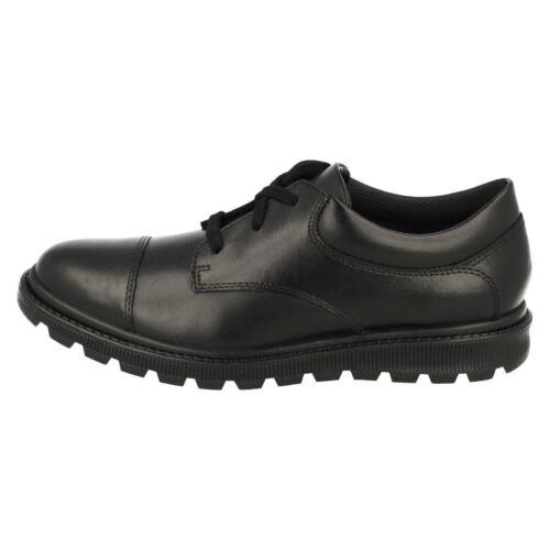 De Andar Negro Niños Colegio Senior Mayes Zapatos Clarks xP4WpwF