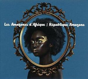 Les-Amazones-D-039-Afrique-Republique-Amazone-NEW-12-034-VINYL-LP