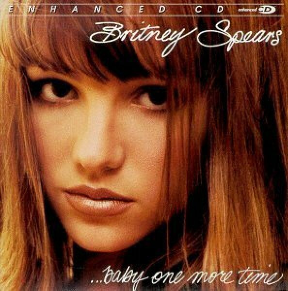 Britney Spears Baby One More Time Music Cd: ...Baby One More Time [US CD5/Cassette Single] [Single] By