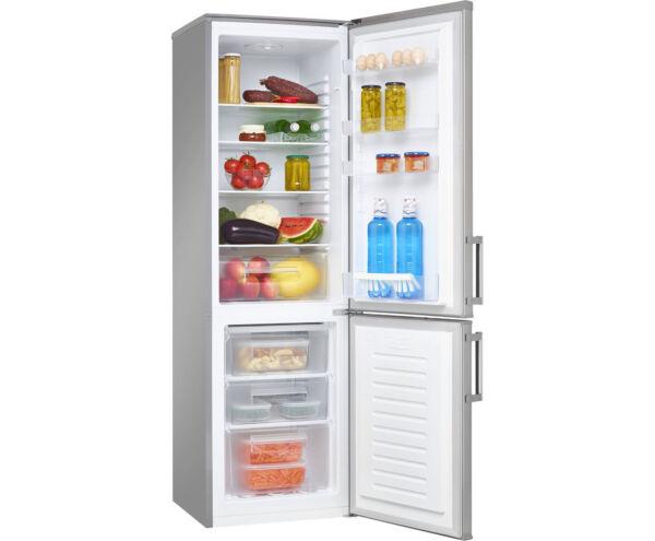 Amica Kühlschrank Einstellen : Amica kgc e kühl gefrierkombination freistehend edelstahl