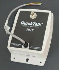 New Ritron Rqt 151 Vhf Transmitter Quick Talk Wireless Voice Alert