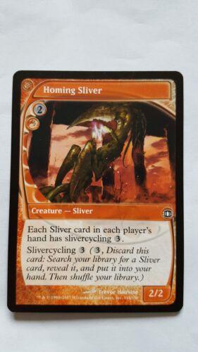 Magic the Gathering Planar Chaos 1x HOMING SLIVER NM Rare MTG