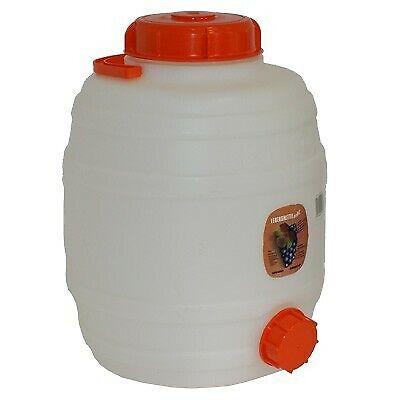 Speidel Fass Getränkefass Mostfass 12L lebensmittelecht rund