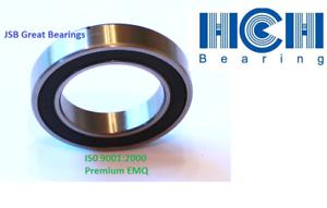 2 6903-2RS Premium seal 6903 2rs bearing 6903 ball bearings 6903 RS ABEC3