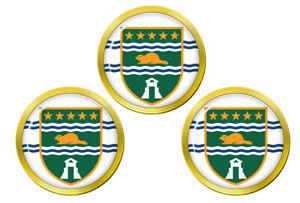Surrey-Canada-Marqueurs-de-Balles-de-Golf