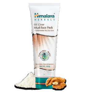 Himalaya-Oil-Clear-Mud-Face-Pack-100gm-Absorbs-excess-oil-amp-removes-impurities