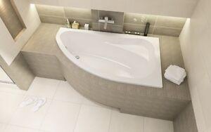 Badewannen Fein Badewanne Sanplast Wap/ekoplus 150 X 85 R Wannenträger Stabile Konstruktion Bad & Küche