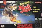 Bassin's Black Bass With Hank Parker (Super Nintendo Entertainment System, 1994)