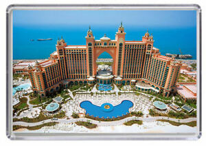 Image Is Loading Atlantis Hotel The Palm Dubai Fridge Magnet 02