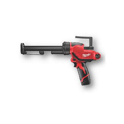 Milwaukee M12 12V Li-Ion 10 oz. Caulk and Adhesive Gun Kit 2441-21 New