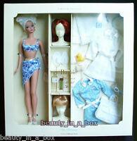 The Spa Getaway Giftset Silkstone Barbie Doll