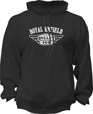New retro vintage royal enfield bullet moto biker sweat à capuche tailles xs à 5XL   eBay