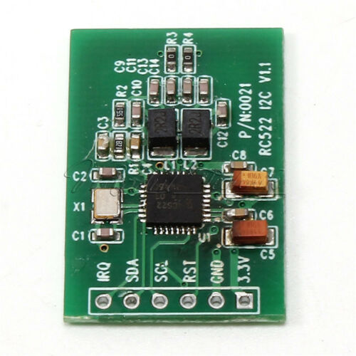 Hot RC522 RFID Read Write Card Module I2C IC RFCard Inductive Module 13.56MHz