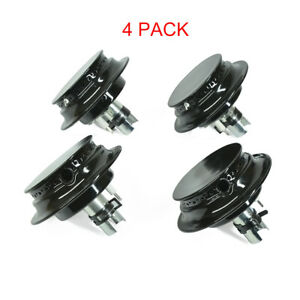4PCS-3412D024-09-Burner-Head-Assembly-Oven-Gas-Range-Stove-For-Maytag-Magic-Chef