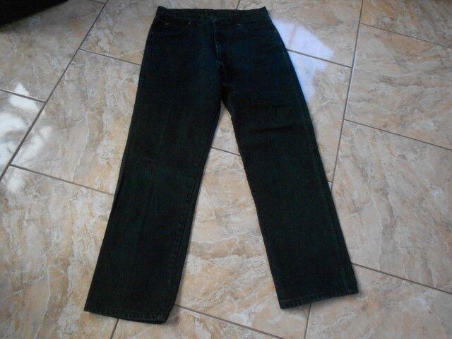 H7541 Wrangler Idaho Jeans W33 L32 Schwarz  Sehr gut  | Exzellente Verarbeitung