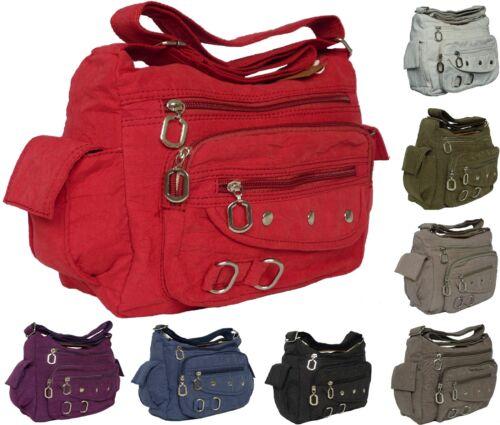 Tasche Damentasche Handtasche Stofftaschen Schultertasche Neu