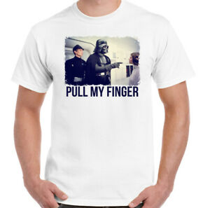 PULL-MY-FINGER-T-Shirt-Mens-Funny-Parody-Unisex-TEE-TOP