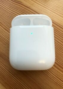 Apple Airpods 2nd Gen Wireless Charging Case Only Preowned