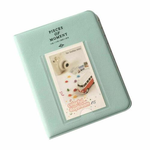 For Fujifilm Instax Mini 7s 8 9 70 90 Camera Film Photo Album 64 Pocket Handsome