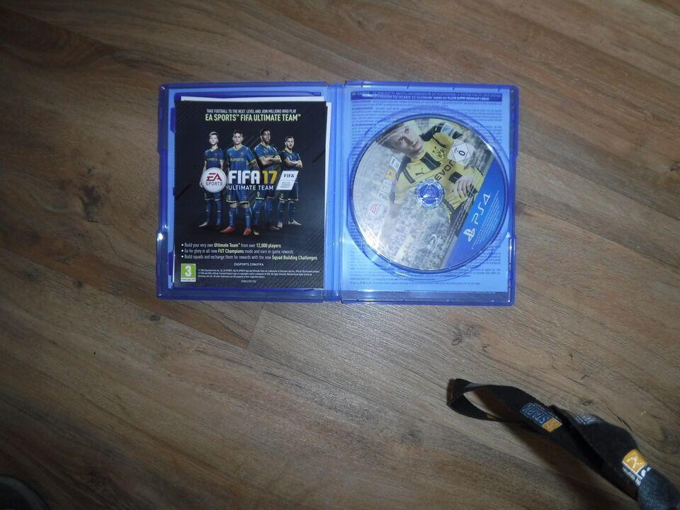 Fifa 17, PS4, sport