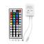 thumbnail 10 - RGB Waterproof LED Strip Light 32.8 Feet 300 5050 SMD 44 Key Remote 12V DC Power