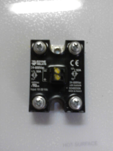 Teledyne SD48D50A dual solid state relay