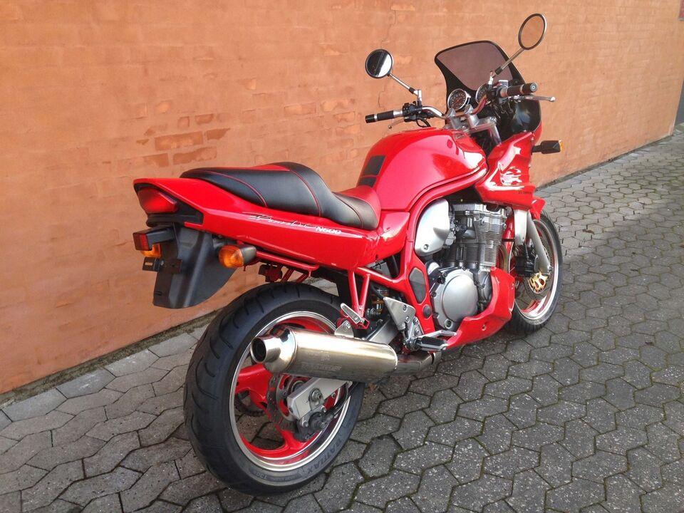Suzuki, GSF 600 S, ccm 600