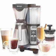 Ninja Coffee Bar Filter Coffee Machine + Steel Thermal Carafe - CF065UK