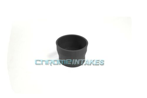 "BLACK 3.5/""-4/"" AIR INTAKE//PIPING RUBBER REDUCER COUPLER FOR SUZUKI//SAAB"