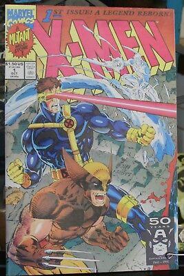 X Men 1 Oct 1st Issue A Legend Reborn Marvel Comics A Mutant Milestone 1 Ebay
