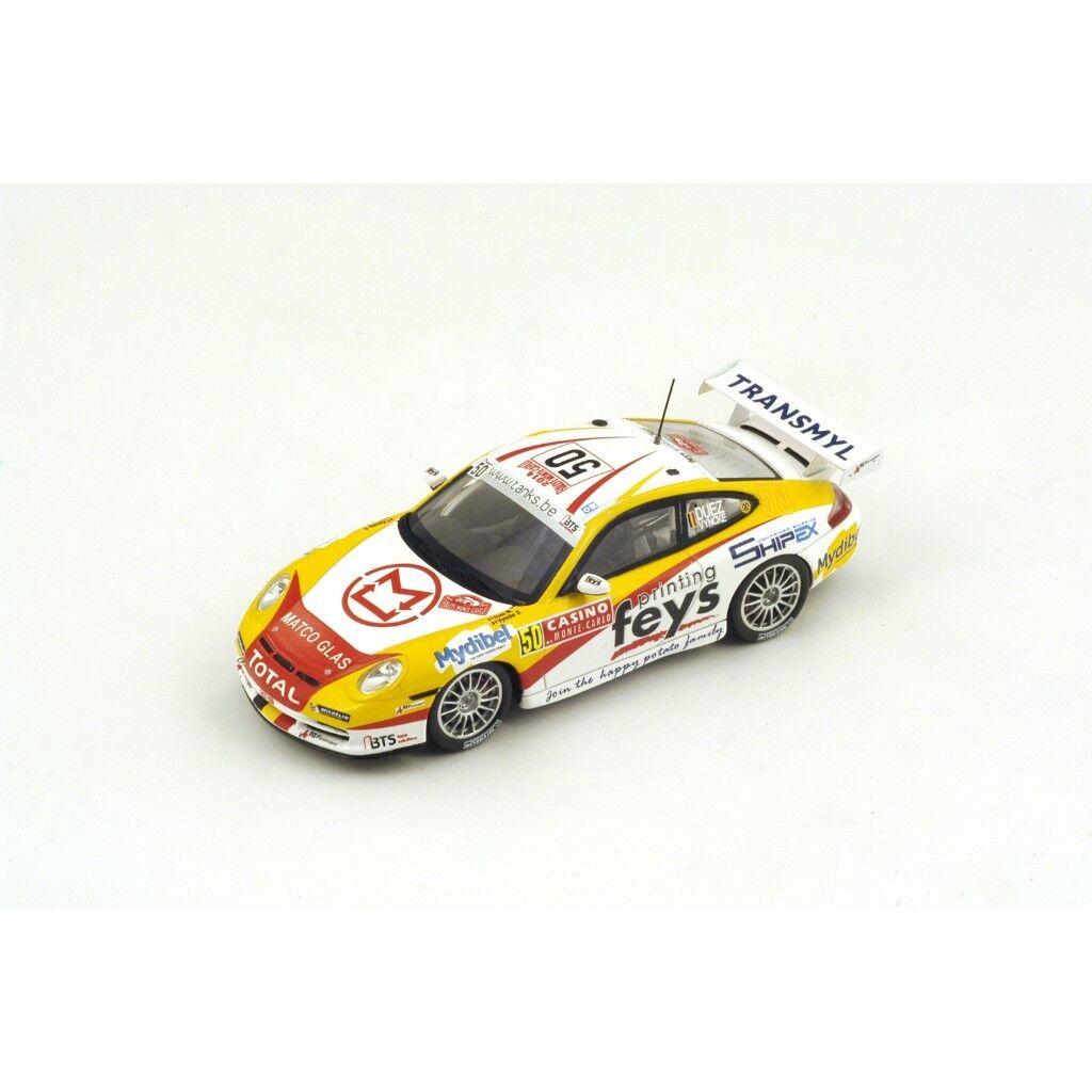 promociones de equipo SPARK Porsche GT3  50 50 50 Rallye Monte Cochelo 2014 M. Duez - S. Vyncke S3797 1 43  excelentes precios