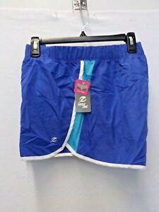Women-039-s-Size-XL-Energy-Zone-Purple-Blue-Active-Short-New-Nwt-8619