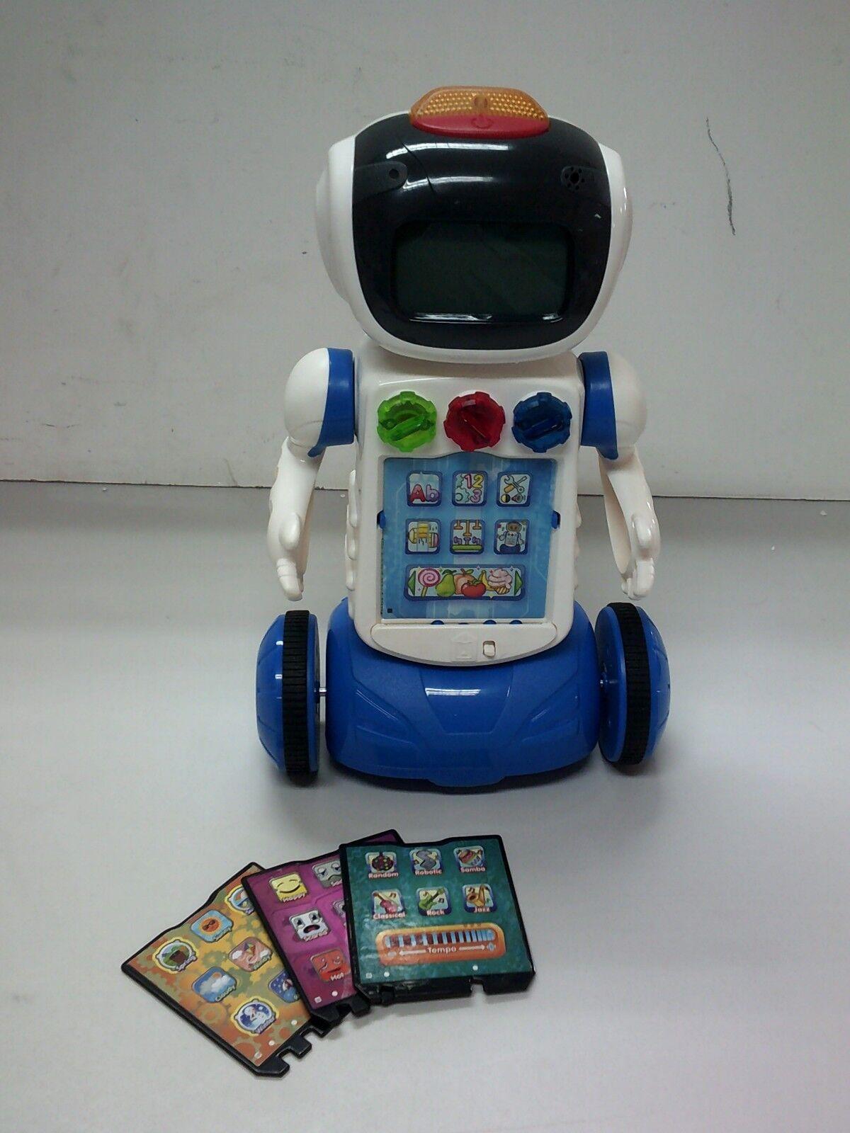 Vtech 182403 Gadget the Learning Robot