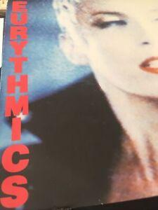 "Eurythmics – Be Yourself Tonight Vinyl 12"" LP RCA PL 70711 1985"