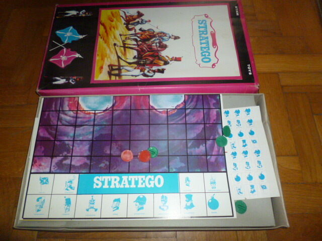 AMAZING VINTAGE RARE GREEK WAR tavolagioco tavolagioco tavolagioco STRATEGO BY STAM giocattoli FROM 70s 0e3485