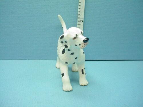 Miniature Dalmatian Dog  #A689 Falcon 1//12th Scale Made of Resin
