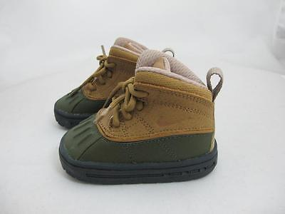 BRAND NEW TODDLERS NIKE WOOD SIDE 2 HIGH 524874-301