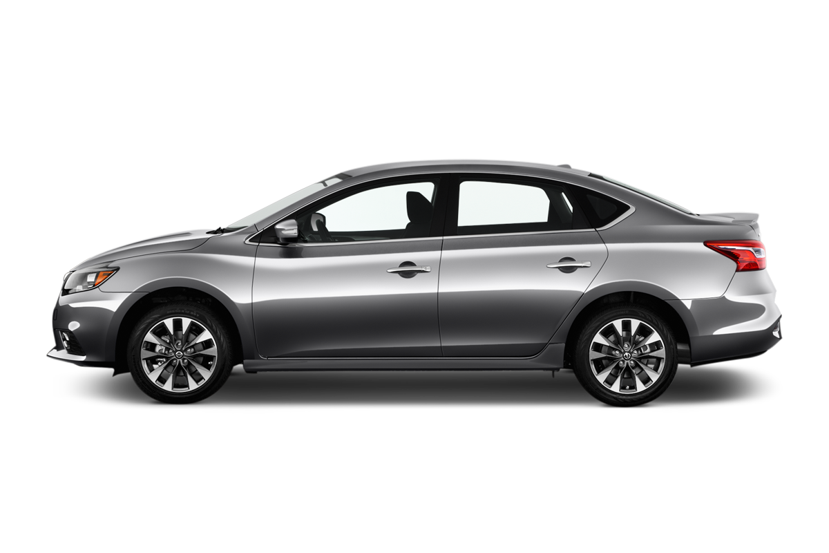 Nissan Sentra side view