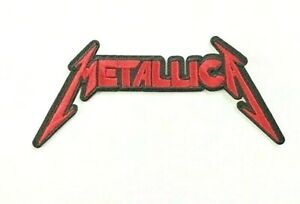 1 piece Metallica Heavymetal Band Sew//Iron patch badge for cloth