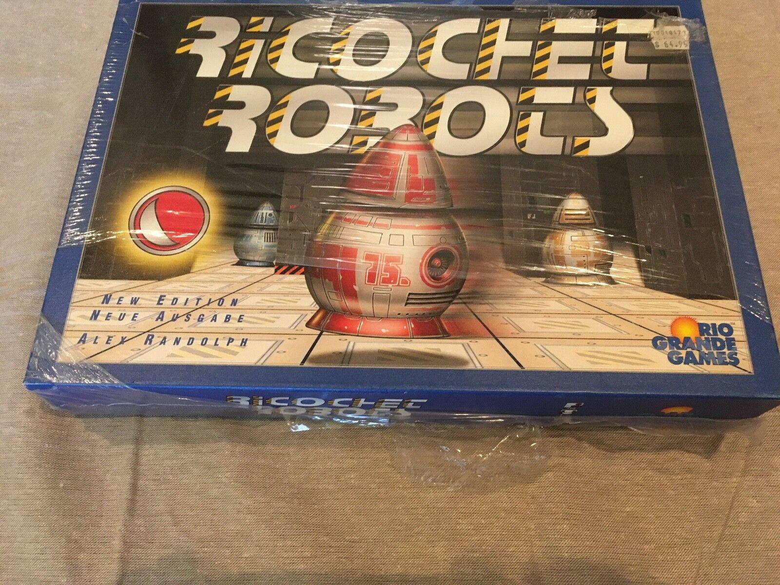 Ricochet Robots Board game 2nd Edition Rio Grande New sealed