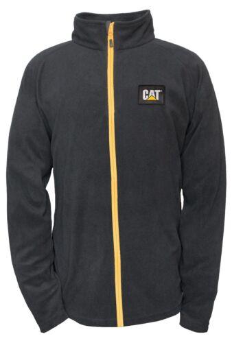 Cat Caterpillar Concord Veste Fermeture Éclair Tenue de Travail Polaire Hommes