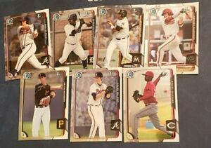 2015-Bowman-Chrome-and-Draft-Prospects-Rookies-BCP-You-Pick-From-List-A-Z