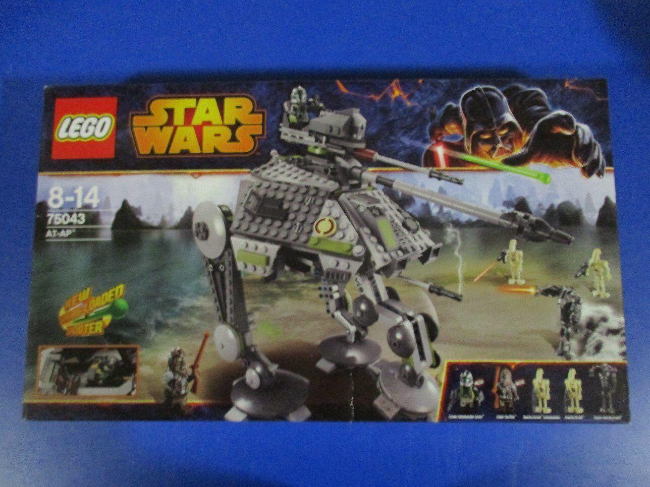 Lego  Star Wars 75043 AT-AP Neuf neuf dans sa boîte  jusqu'à 34% de réduction sur tous les produits