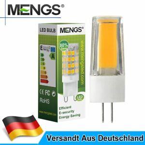 MENGS-G4-5W-40W-COB-LED-Gluehbirne-Flimmerfrei-360LM-AC-DC-12V-Warmweiss-Kaltweiss