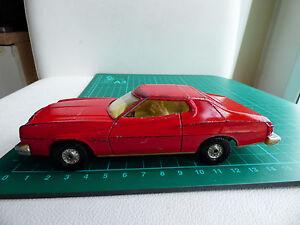 Corgi-Toys-Ford-Gran-Torino-Starsky-amp-Hutch-Vintage-Diecast-Toy-Car-Collectible